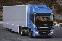 Iveco Stralis Np X 1 000 For Jacky Perrenot By 2020 Ngv Global