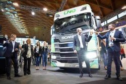 Scania P Series - Sustainable Truck of 2018 (Distribution)