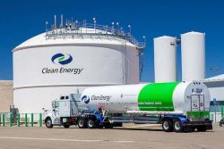 Clean Energy Fuels - Boron LNG Plant 600 - fuel for HHP Applications