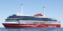 New ferry being built for Viking Line