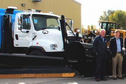 Oxford County Snow Plow CNG