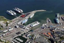 Estonia's Port of Tallinn