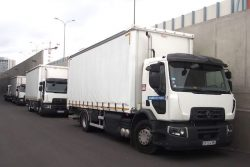 Iveco and Renault selected to supply natural gas powered trucks equipped with Allison Automatics