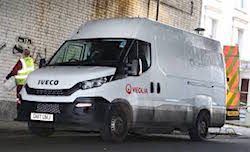 Iveco Daily UK CNG