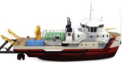 L'Ostrea France - injection dredger design