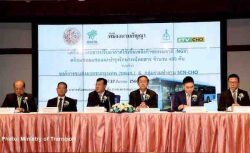 BMTA 489-bus contract signing