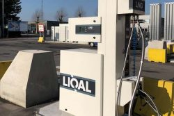 Liqal LNG station at Lokeren opens Feb 2018