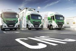 Iveco Stralis NPs for H Parkinson Haulage in UK