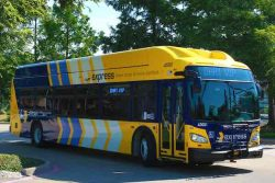 New Flyer Xcelsior bus for DART