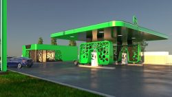 Romania's first CNG Station proposed for Bucharest
