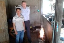 Cenergy Solutions captures biogas in Thailand