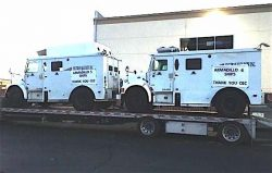 EDI PHEVCNG Armored Trucks