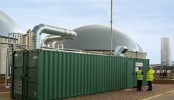 Air Liquide biomethane production