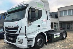 Iveco Stralis for Altrans in France