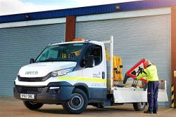 IVECO 3.5 tonne Daily Natural Power