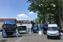 IVECO Natural Power range at TEN-T Slovenia
