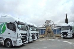 IVECO Stralis NP 400 - ACOTRAL