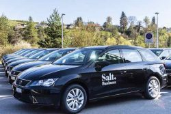 44 SEAT Leon ST TGI natural gas/biogas for Salt, Switzerland