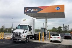 AMP Americas CNG Station opens Buda TX