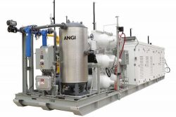 ANGI Integrated CNG station system