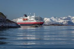 Hurtigruten Ferry, Norway