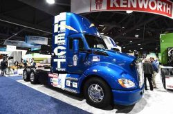 Kenworth T680 HECT at ACT Expo