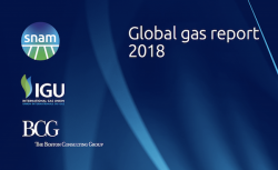 2018 World Gas Report Cover
