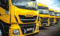 DHL buys 4 Iveco LNG Stralis NP 400