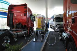 Ham opens first LNG station in Campania