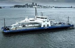 Davie Shipbuilding LNG-powered Ferry
