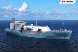 Image of LBV (Provided by Kawasaki Heavy Industries, Ltd.)