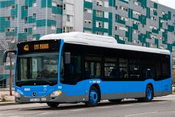 Mercedes-Benz Citaro NGT for EMT