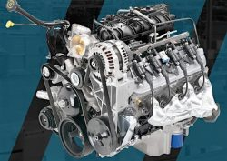 Agility Low-NOx 6.0L natural gas engine with HD-OBD