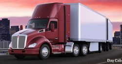 Kenworth T680 DayCab CNG