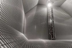 LNG fueled tank design equipped with GTT membrane containment system (image GTT Roland Mouron)