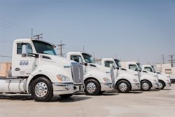Food Express (FXI) Kenworth Fleet