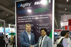 Agility and Advantek Sign Agreement Aug 2018