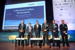 Naftemporiki Shipping Conference - decarbonisation discussion