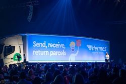Hermes Launches IVECO Stralis