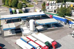 APS Fuel Terminal with IVECO Stralis