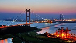 Jiangyin Yangtze River Bridge