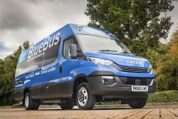 IVECO Daily CNG for BlueBus