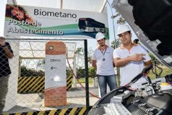 Biomethane for vehicles in Brazil