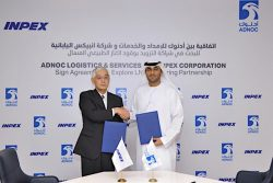 INPEX and ADNOC sign agreement re LNG bunkering provision