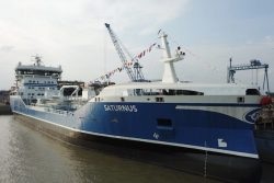 Saturnus (LNG-ready) for Sirius Shipping