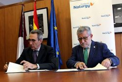 Naturgy Foundation and Castilla-LM agreement