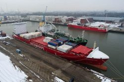 Cardissa bunkers Containerships Nord