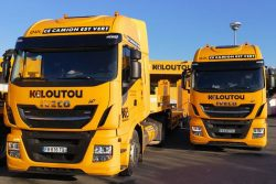 Stralis NP460 for KILOUTOU