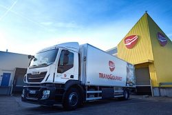 Iveco Stralis fror Transgourmet