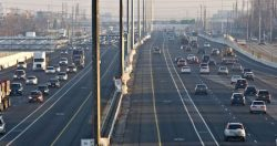 QEW Highway Ontario (Image from The Toronto Star 2015
